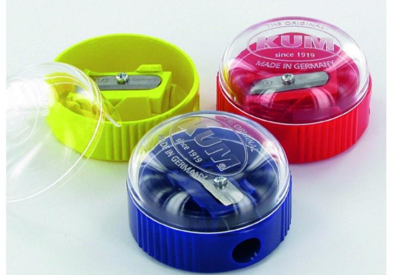 Чинка KUM 210 кругла з контейнером(8214100000)