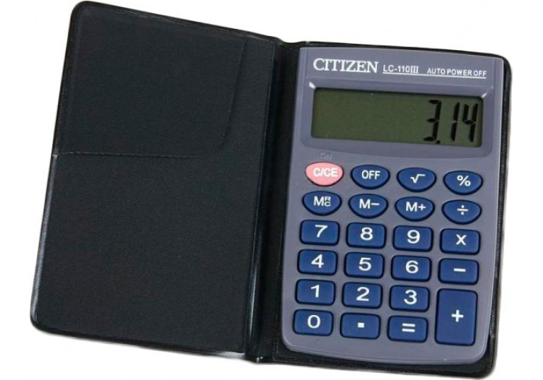 CITIZEN LC-110