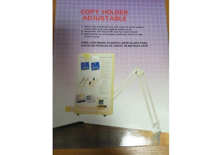Копи-холдер /подставка для бумаги/