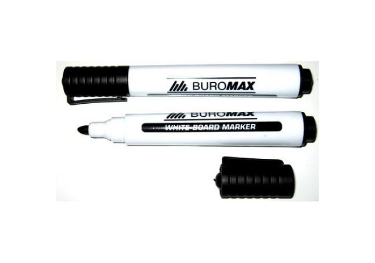 Маркер для дошок ВМ8800 чорний