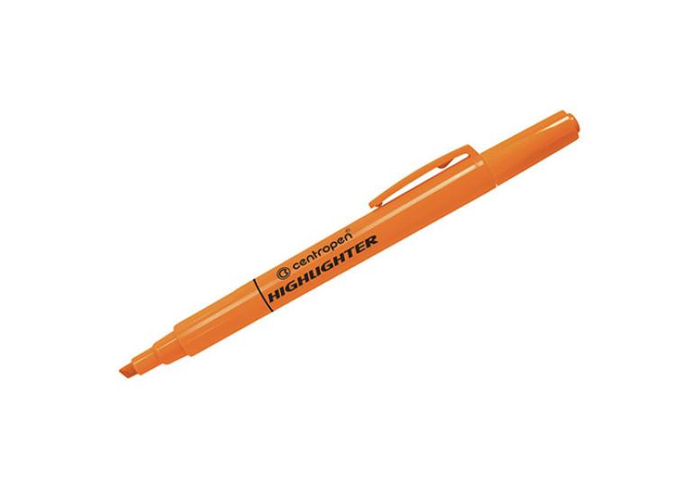 Маркер текстовий Centropen 8722 помаранчевий
