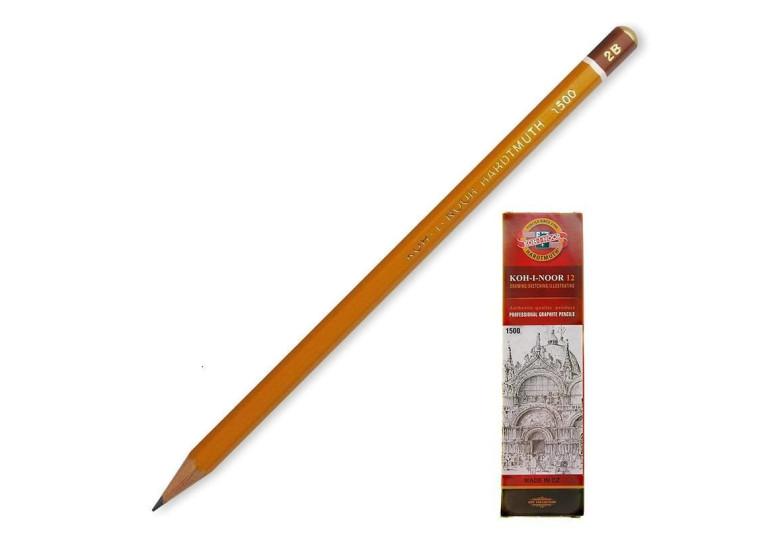 Олівець K-I-N 1500 2В