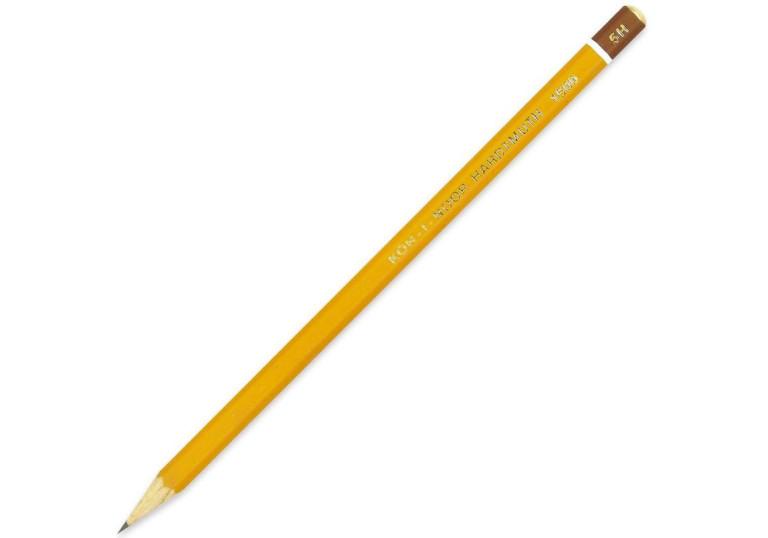Олівець K-I-N 1500 5Н твердий