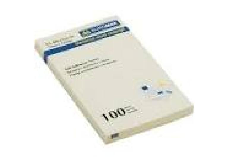 Папір для записів клейкий 75x127мм 100арк