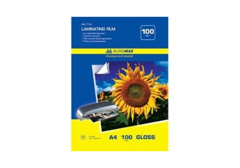 Плівка для ламінатора А4 100мк 3920621990