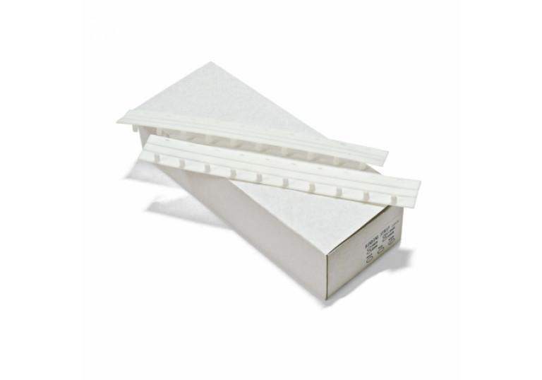 Пресс біндер 10мм білий (50шт)