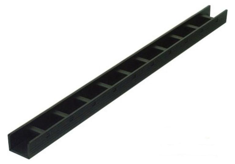 Пресс біндер 12,5мм чорний (50шт)