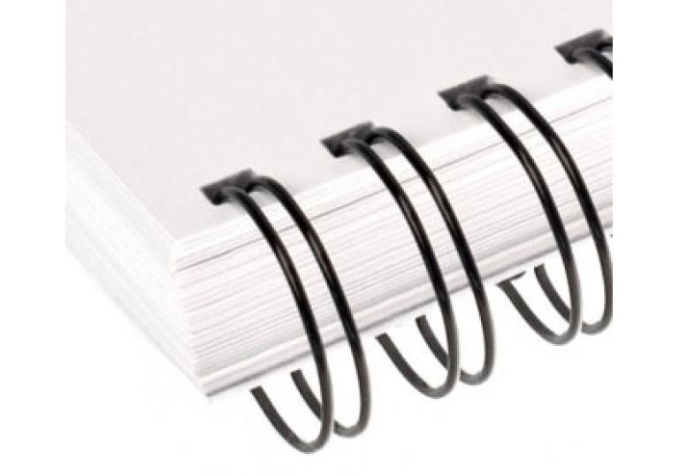 Пружини для біндера 7,9мм (100шт) чорні металева