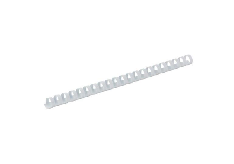 Пружини для біндера 8мм.білі (100шт)