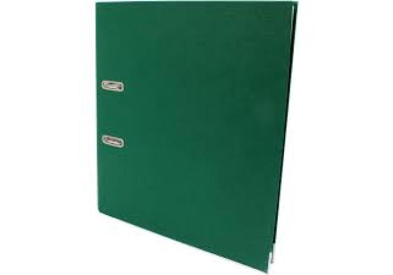 Реєстратор А4 8см зелений 1712-04С-А