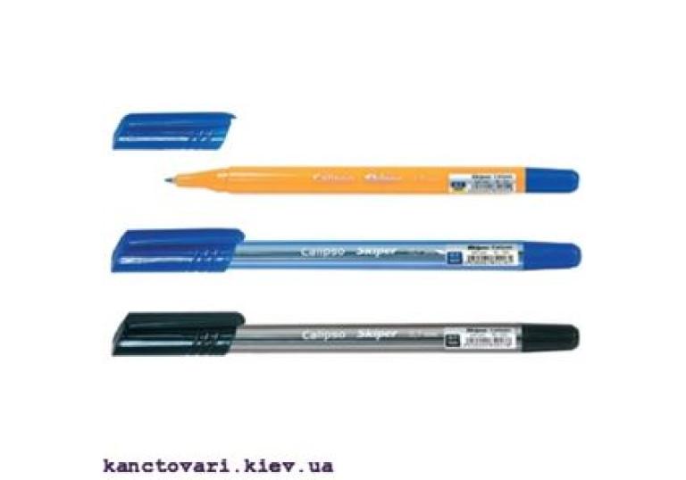 Ручка кулькова SK121  чорна