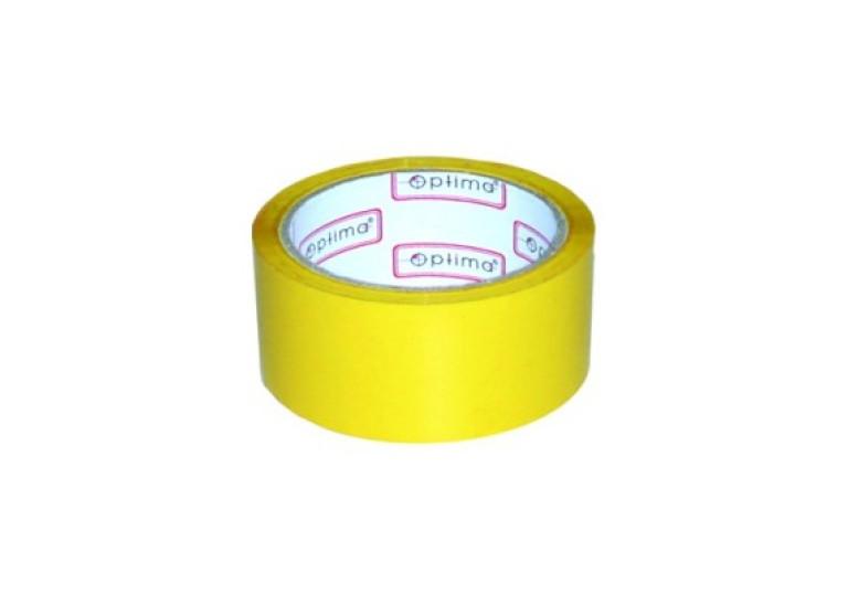 Скотч 48ммх30м жовтий